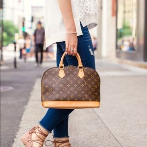 Louis Vuitton Bags - Louis Vuitton Alma Pm
